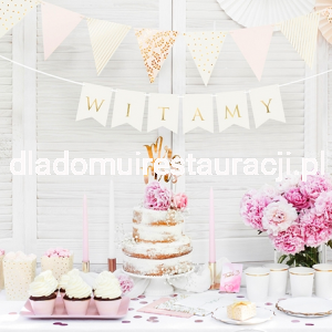 "Baner ""WITAMY"" 80 cm"
